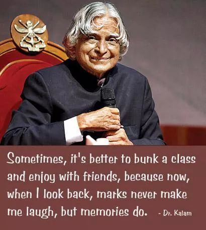 Kalam Sense of Humour