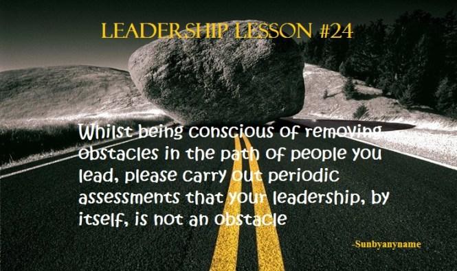 Leadership #24