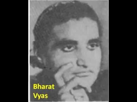 Lyricist Bharat Vyas (Pic courtesy: activeindiatv.com)
