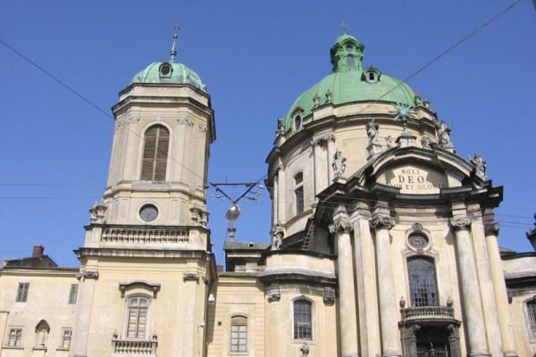 lviv_DominicanCathedral