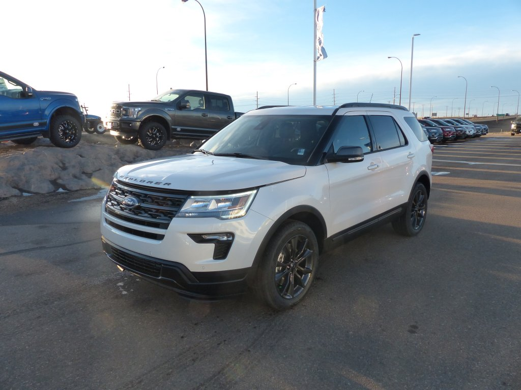 hight resolution of 2019 ford explorer xlt t919012 main image