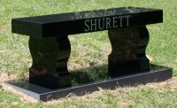 Granite - Cemetery - Benches - Headstones Grave Markers ...
