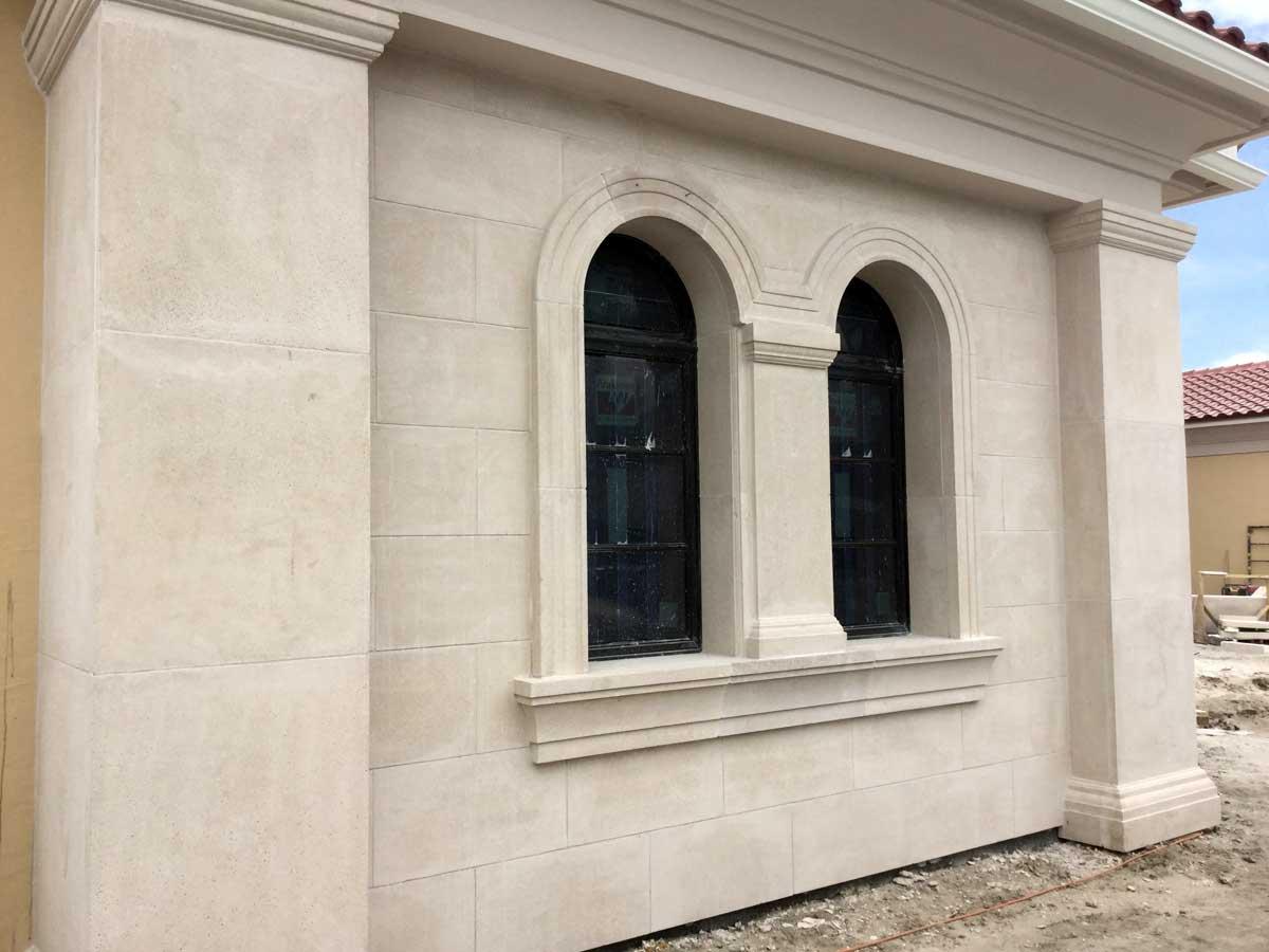 Window Trim Ideas & Exterior Stucco Trim Ideas Modern