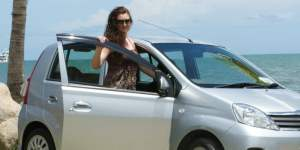 Self Drive along the Suncoast