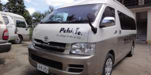 Pehicle Tours Fiji