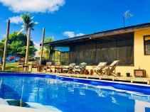 The BeeHive Fiji pool