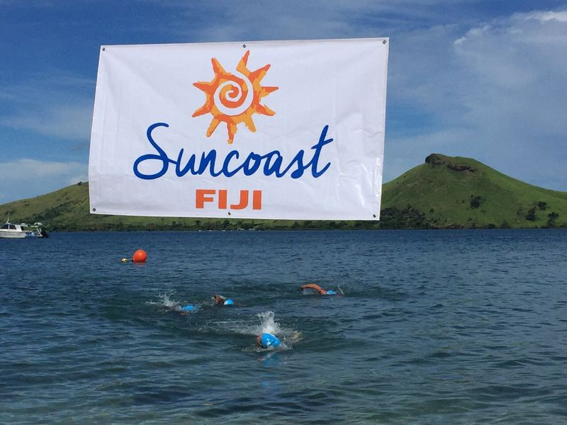 Pacific Games Hopefuls Shine at Suncoast Ocean Swim 19