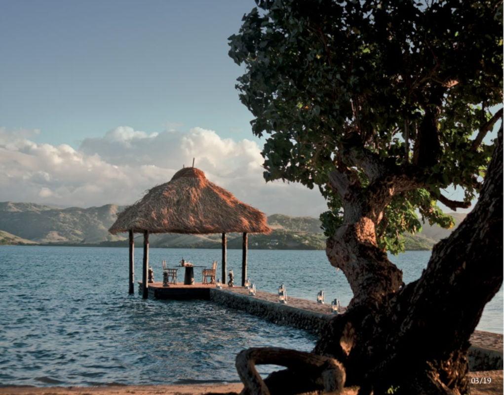 Romance 4 Night Package at Dolphin Island Fiji