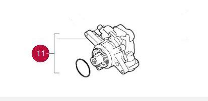 High Pressure Fuel Pump : Suncoast Porsche Parts & Accessories