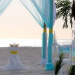 Brown Accent Chairs Chair Steel Hs Code Aqua Beach Wedding Theme - Suncoast Weddingssuncoast Weddings