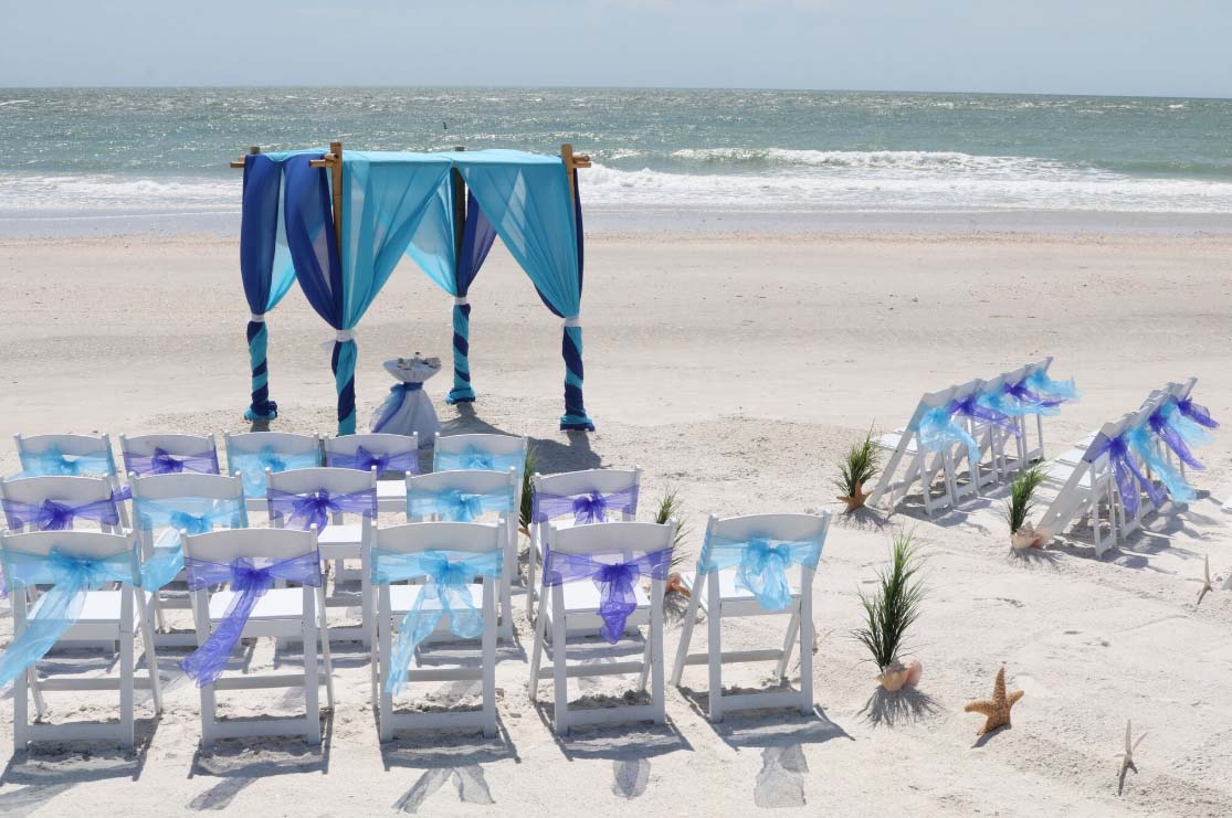 burlap chair covers for folding chairs stylex office florida beach wedding - suncoast weddingssuncoast weddings