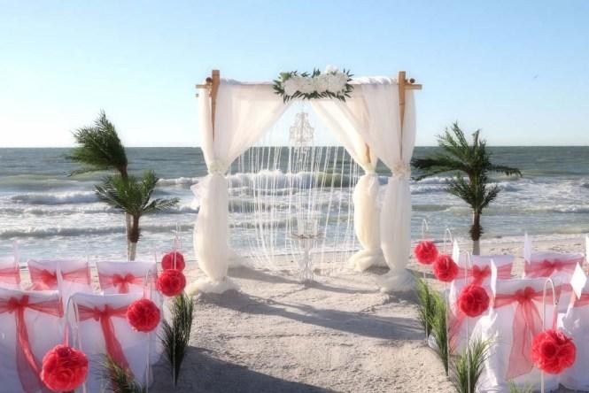 Florida Beach Wedding Arches Crystal Chandelier 95 00 Plus Tax