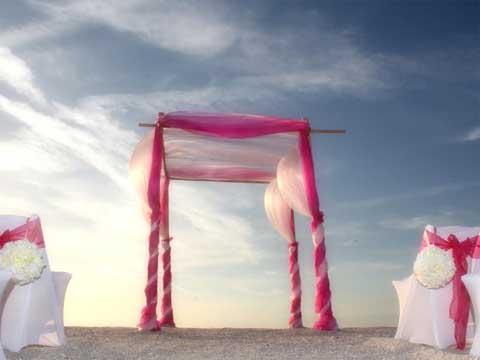 Florida Beach Wedding Themes  Suncoast WeddingsSuncoast