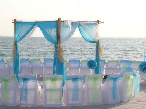 Foxy Lime Green Orange And Turquoise Wedding Decor Idea The All Time Most Por