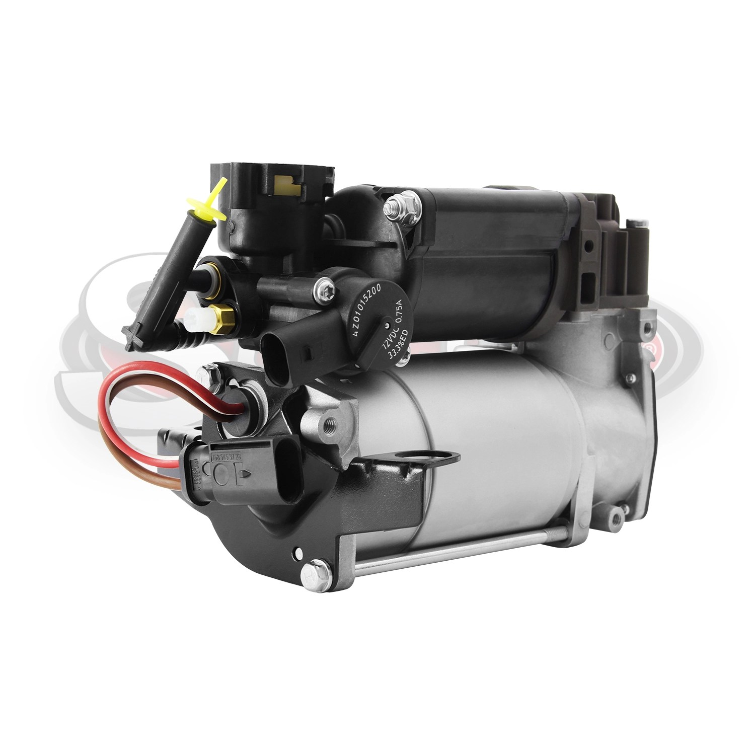 hight resolution of airmatic suspension air compressor kit mercedes e class s class w220 w211