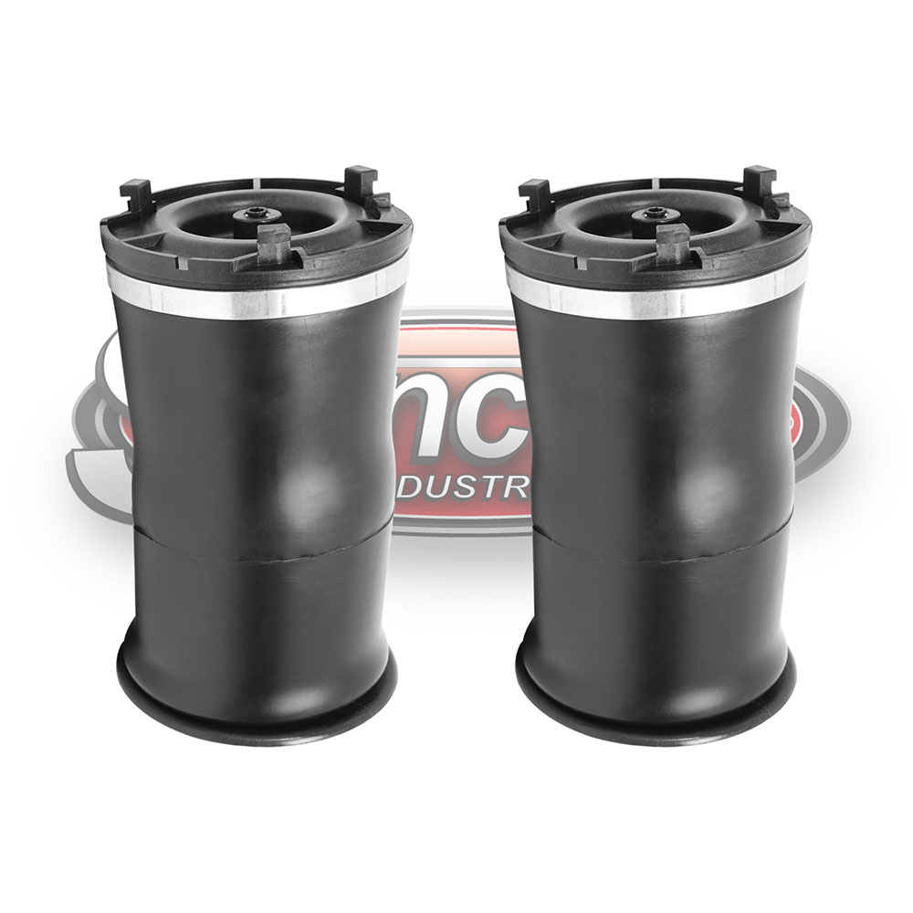 hight resolution of gmt913 air suspension air springs rear pair hummer h2