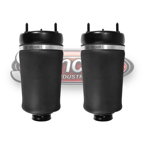 small resolution of front pair airmatic suspension air springs mercedes benz gl ml class x164 w164