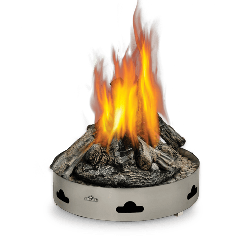 Outdoor Fire Pit Napoleon 20 Patioflame Logs  Patio at