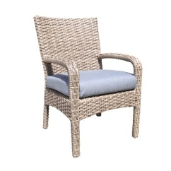 Replacement Chair Slings Fisher Price Precious Planet High Pacific Wicker Dining - Patio Furniture At Sun Country