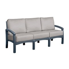 Bay Sofa Deep Leather Canada Breeze Patio Furniture At Sun Country