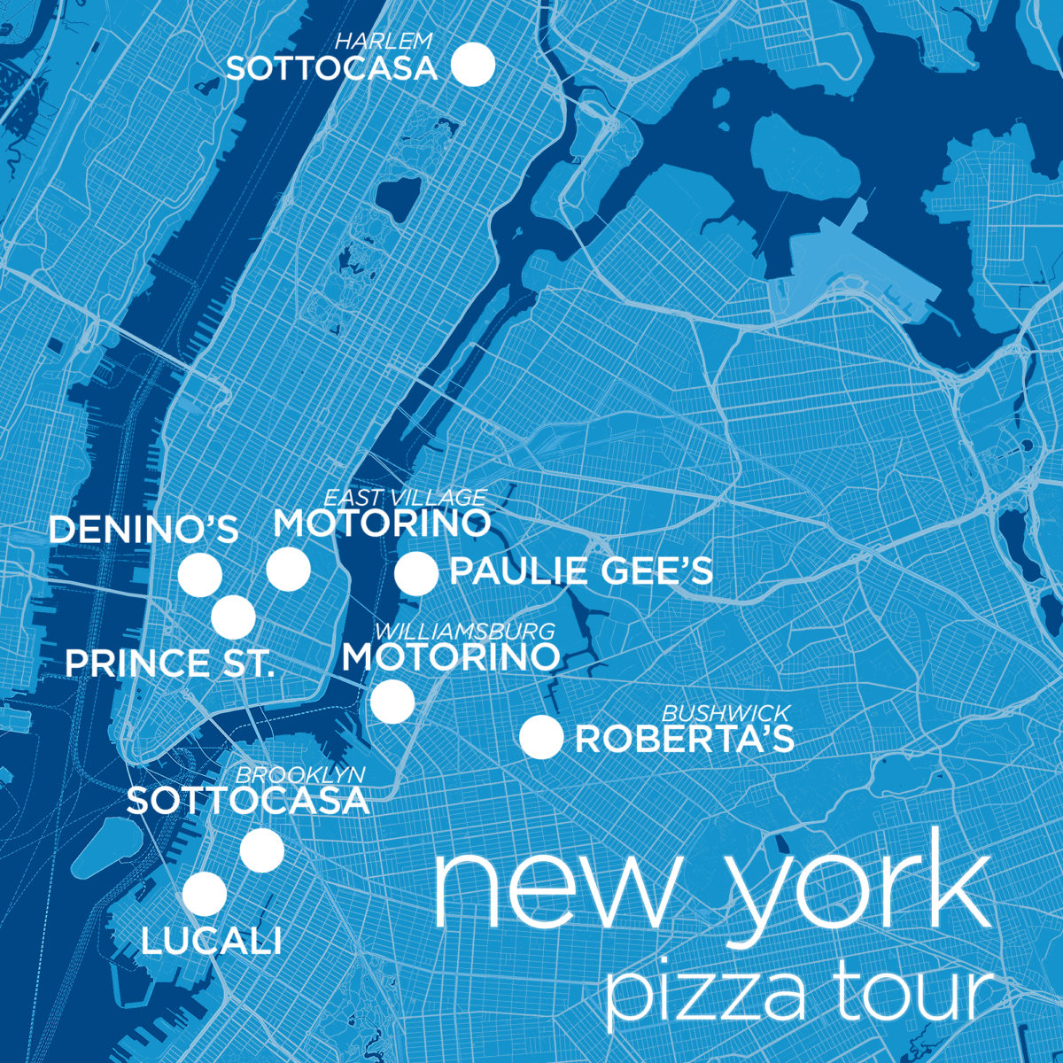 New York City: The Ultimate Pizza Pie Tour