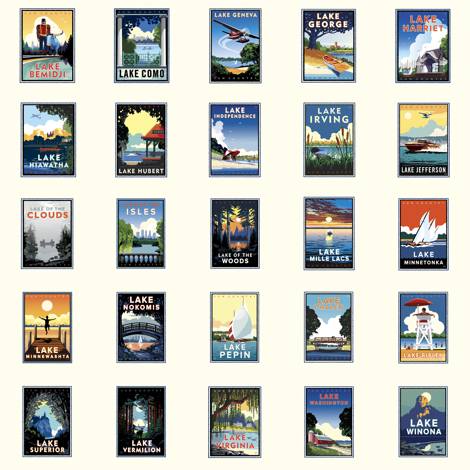 Incredible Travel Prints to Buy Every Type of Traveler
