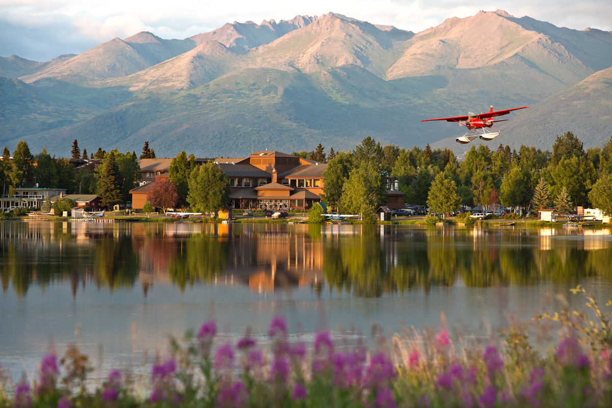 Hotel Highlight: The Lakefront Anchorage
