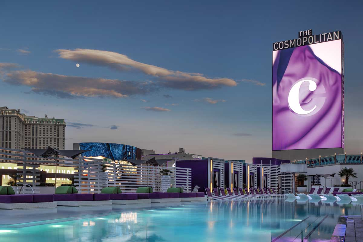 Hotel Highlight: The Cosmopolitan of Las Vegas
