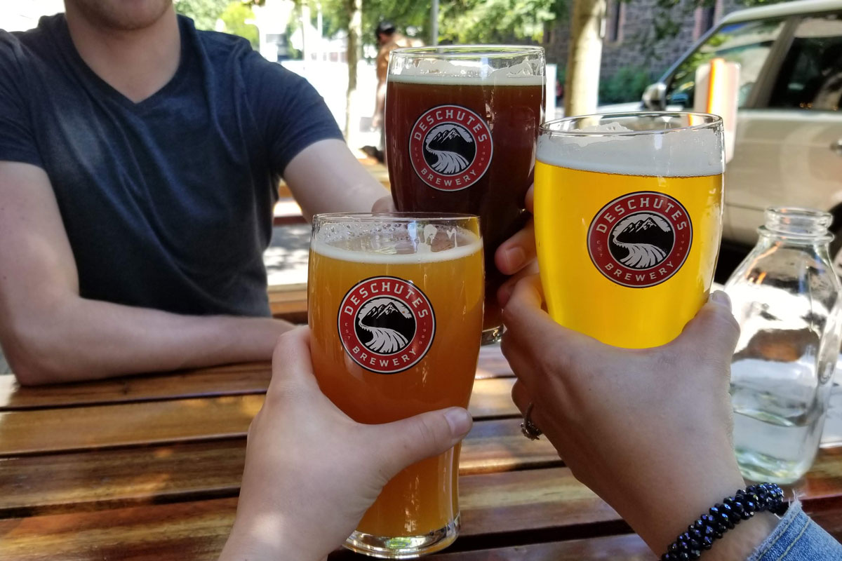 A Beer Drinker's Guide to Portland, Oregon