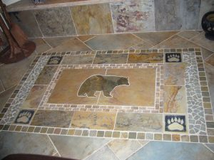 Peterson Bear Rug