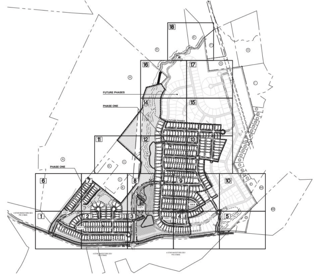 Gastonia leaders to vote on plat for 395-home subdivision