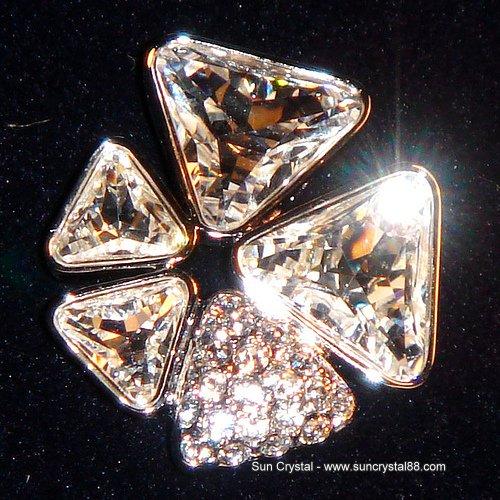 曠世水晶秘密 -- 施華洛世奇水晶