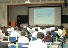 「2015年度入試懇談会」が行われました