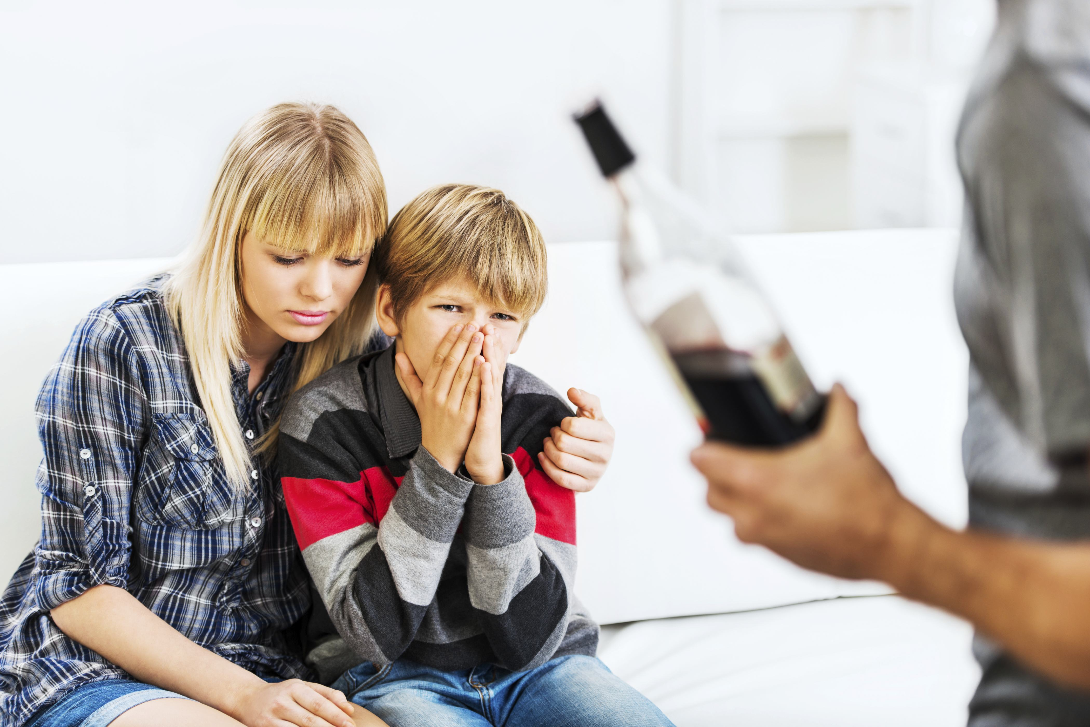 5 Ways Your Alcoholism Will Affect Your Children As Adults