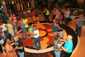 CW dancing on the RSVP cruise