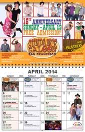 April 2014 poster