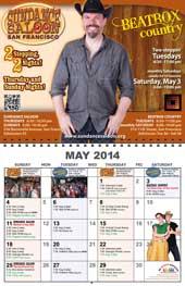May 2014 poster