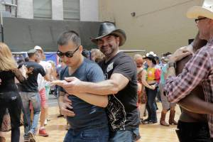 Sundance Saloon at SF Pride 2015