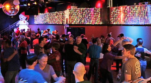 Sundance Saloon Holiday Ball 2015