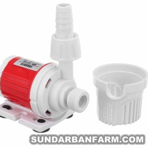 Marine Controllable Adjustable Speed Water Pump