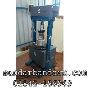SSE Semi Automatic Coir Pot Making Machine