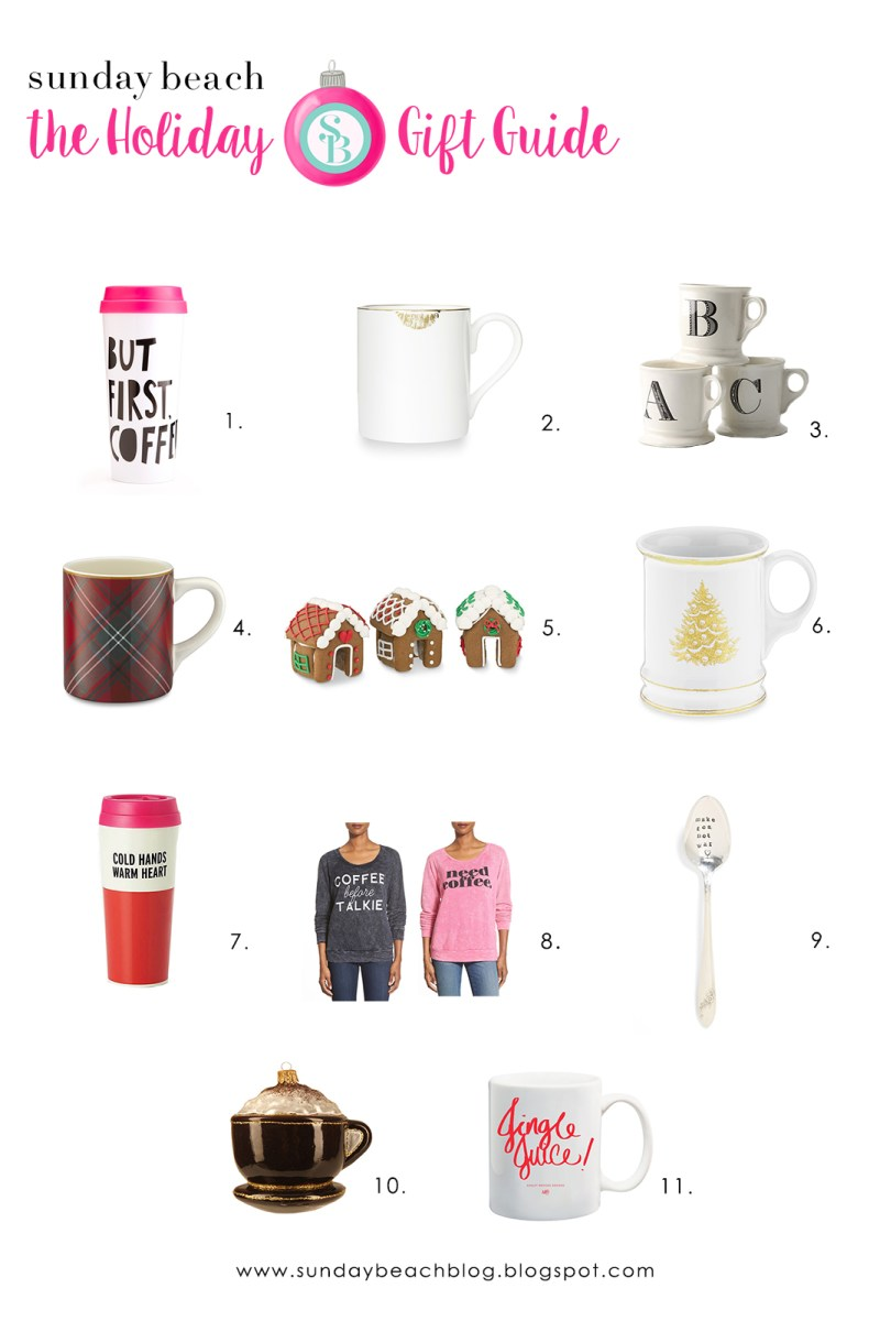 The Holiday Gift Guide: For The Coffee Lover