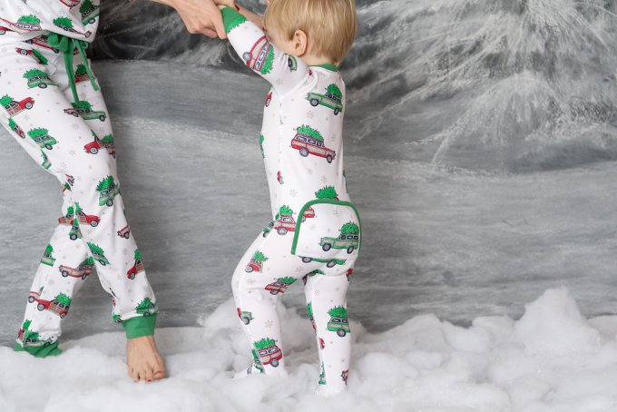 Woody Christmas Pajamas • Sunday BeachSunday Beach 0fa41c665