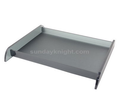 Acrylic serving platter - China factory offer custom made service