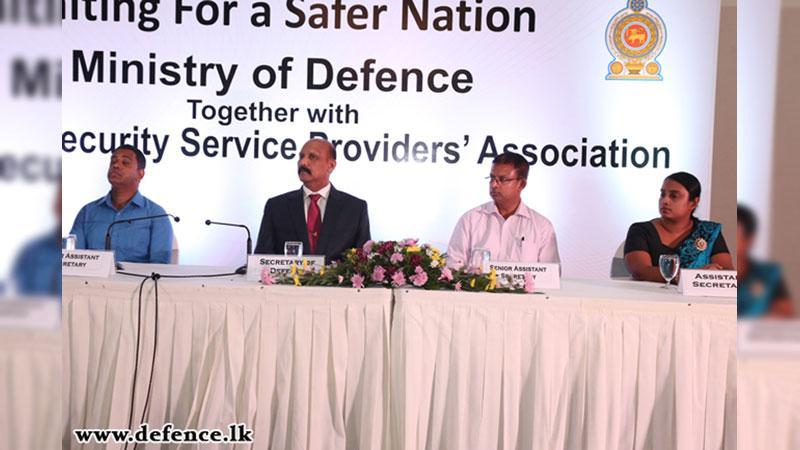 Private Security Agencies