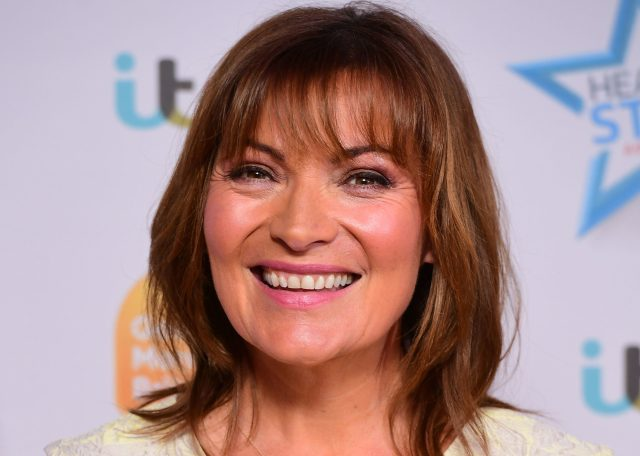 lorraine kelly: no love lost for love island - sunday post