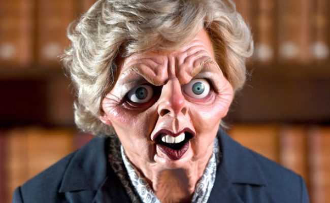 Politicians Look Away Now Spitting Image Is Back