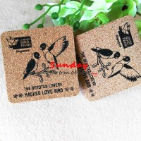 Custom Cork Coasters Bulk Custom Cork Placemats for Promotion
