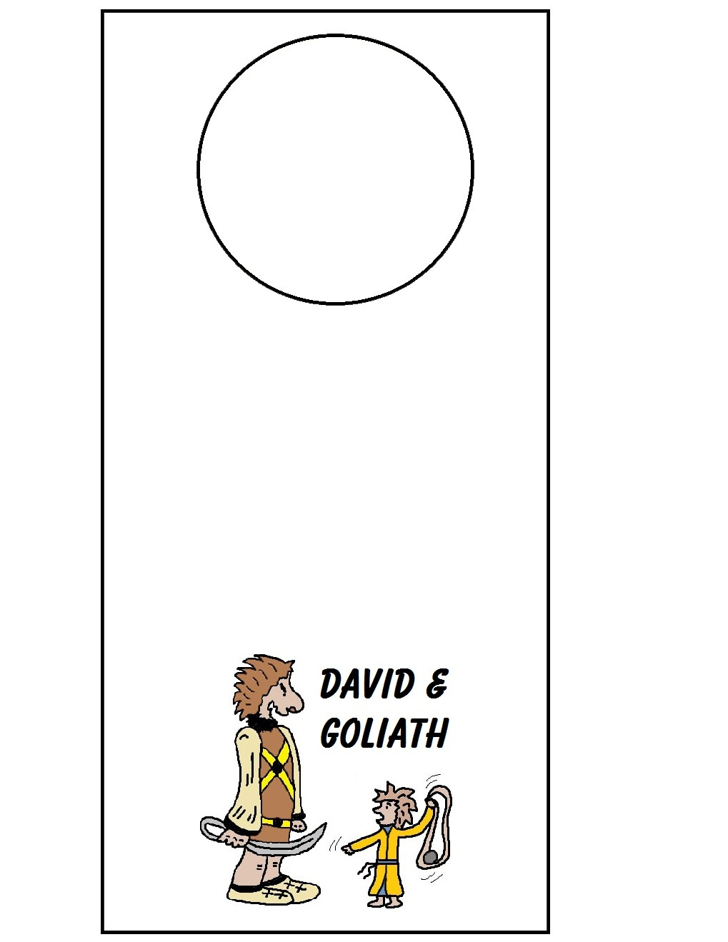 """Search Results for """"David And Goliath Craft"""""""
