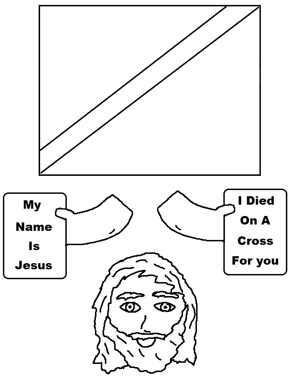 Church House Collection Blog: Jesus Toilet Paper Roll Craft